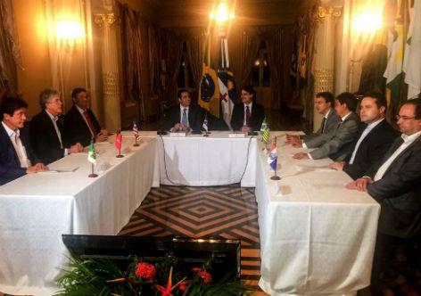 Governadores do Nordeste criticam privatização da Eletrobras