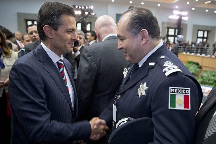 Governo de Peña Nieto registra cifra recorde de 100 mil homicídios no México