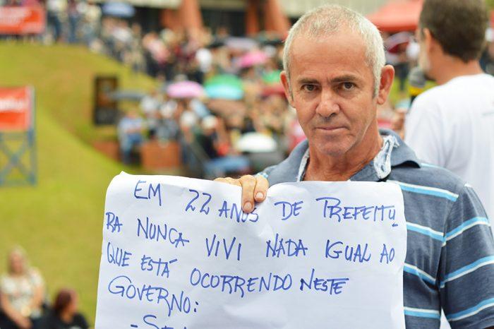 Greve dos servidores de Joinville começa segunda-feira