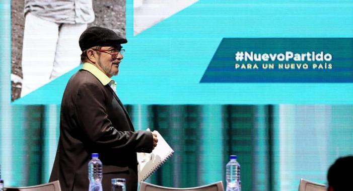 FARC, um novo partido na Colômbia