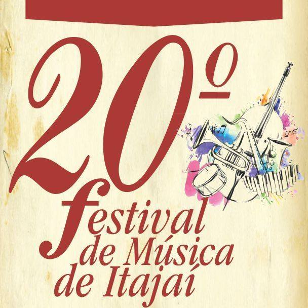 Festival de Música de Itajaí acontece de 1º a 9 de setembro