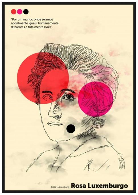 Mensagem de Rosa Luxemburgo ao século XXI