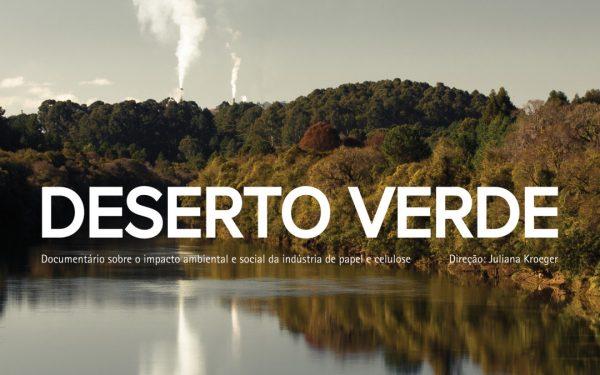 Sessão gratuita da Udesc exibirá dois filmes sobre meio ambiente no dia 27, em Florianópolis