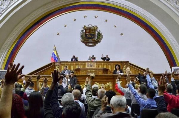 Assembleia Nacional Constituinte convoca eleições municipais