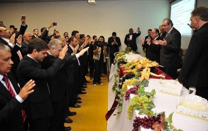 Igreja Universal do Roubo do Brasil