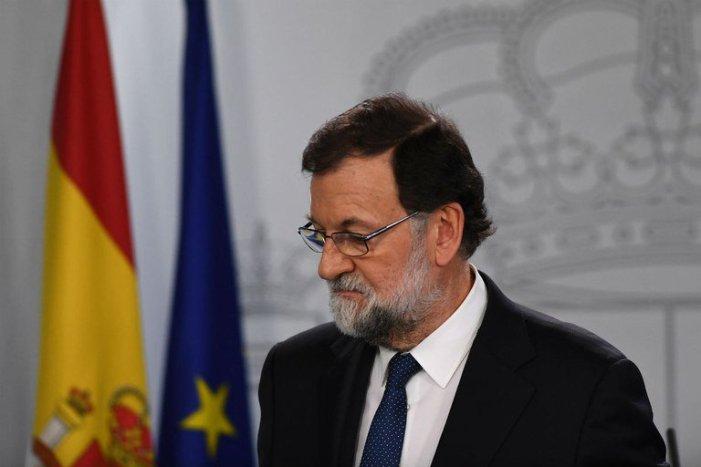 Governo espanhol anuncia intervenção na Catalunha