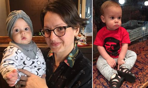 Pais criam filho longe dos estereótipos de gênero
