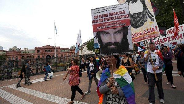 Quem matou Santiago Maldonado, líder das causas indígenas na Argentina?