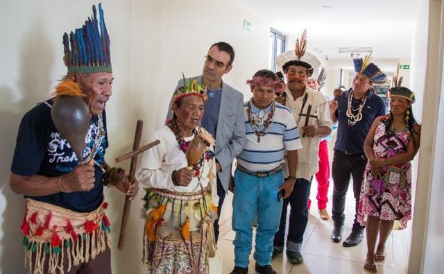 Indígenas denunciam à OEA crescente violência contra suas comunidades e exigem do Governo andamento nas demarcação