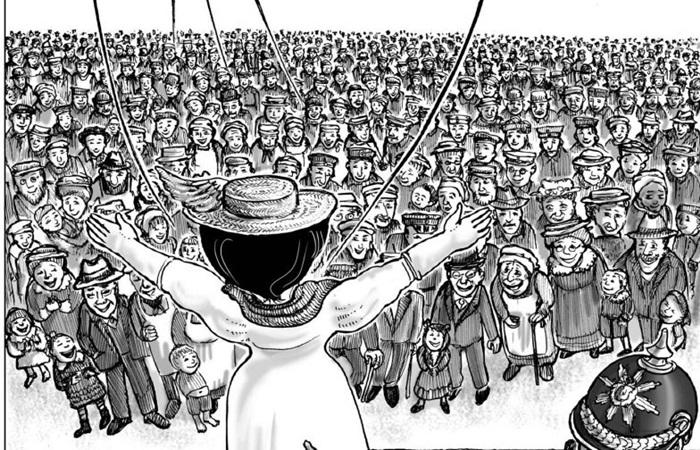 Rosa Luxemburgo, nome chave do socialismo