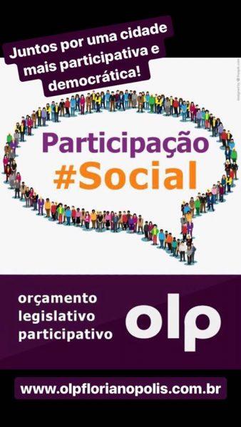 Hoje: Vereadores de Florianópolis inovam ao unir emendas impositivas e propor construção participativa nas comunidades