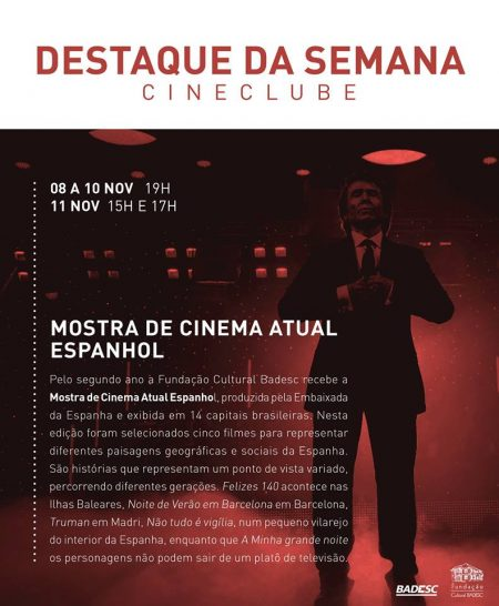 Mostra de cinema espanhol atual