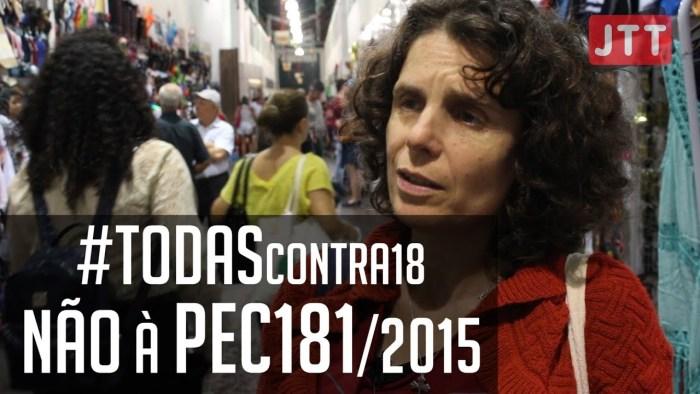 Saiba os locais dos protestos feministas contra a PEC 181 que proíbe aborto até em caso de estupro