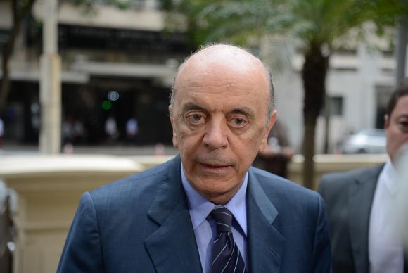 Serra usa idade para pedir prescrição de denúncia sobre propina da Odebrecht