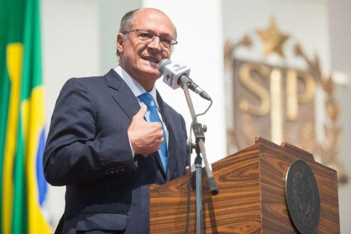 """Desponta o candidato presidencial do """"mercado"""": Alckmin"""