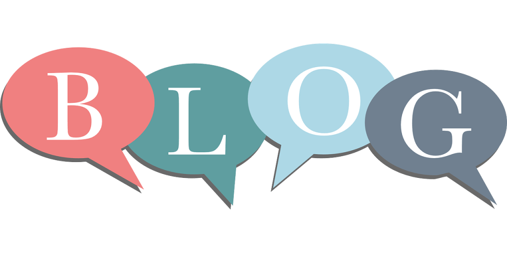criar blog grátis