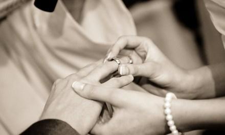 Y llegó el día de la boda…