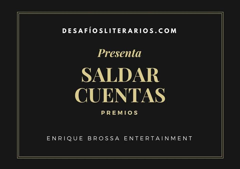 """Ganadores concurso relámpago """"Saldar cuentas"""""""