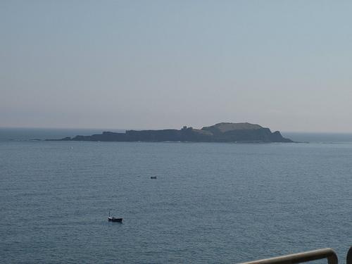 Leyenda de la isla de Ízaro