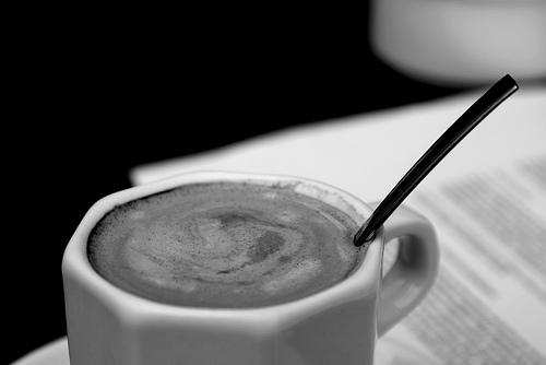La vida a sorbos de café