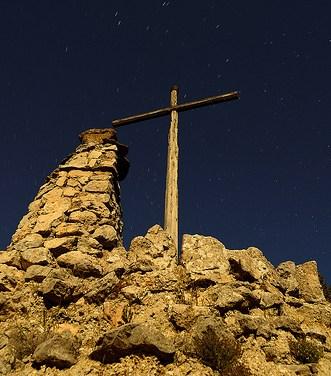 La Cruz olvidada…