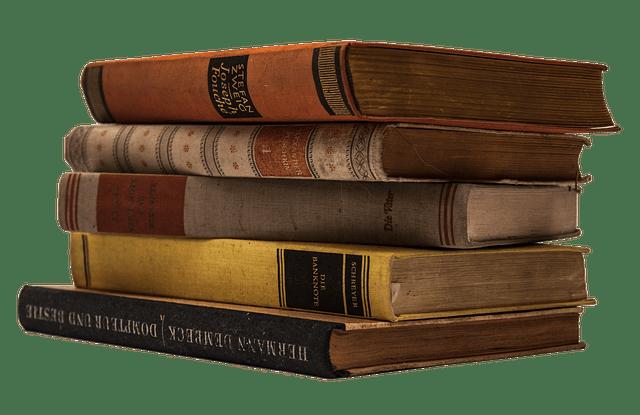 Tsundoku, el arte de acumular libros