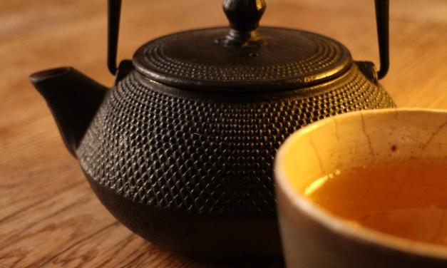El té de las 03 de la mañana.