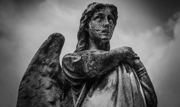 El Ángel de Ezequiel