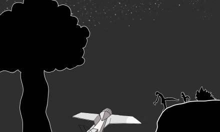 El inspector Tontinus y la nave alienígena. Capítulo 4
