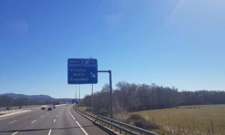 En la ruta