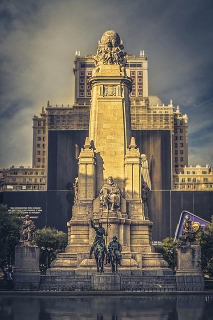 España de mis poetas