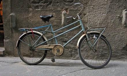Pan, bicicleta y lágrimas