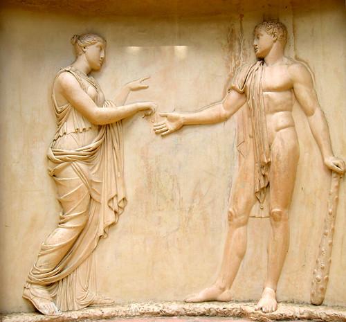 El nuevo mito de Ariadna ( cuento breve en cinco partes)