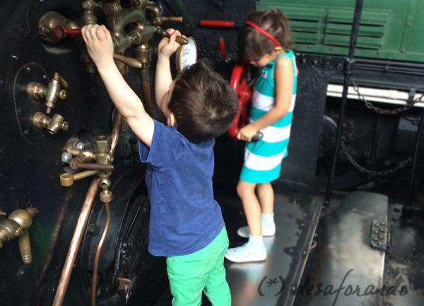 motores trenes antiguos
