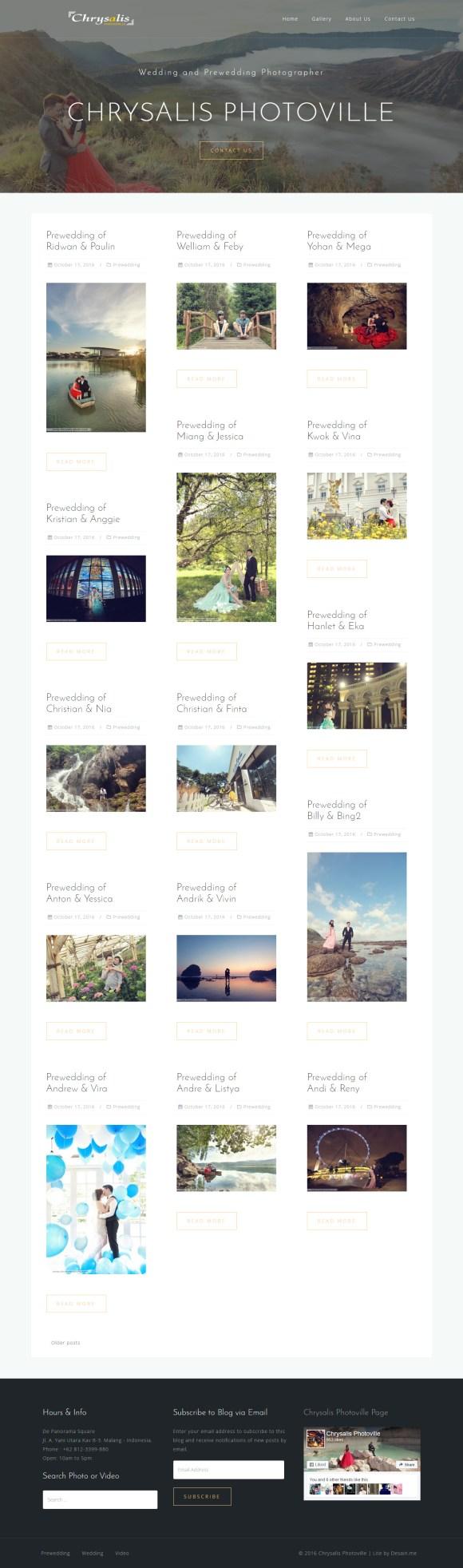 ChryaslisPhoto.com   Wedding and Prewedding Photographer at Malang