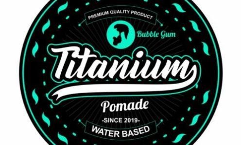 Titanium Pomade – Titanium Barbershop