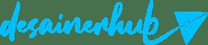 Logo DesainerHub Blue