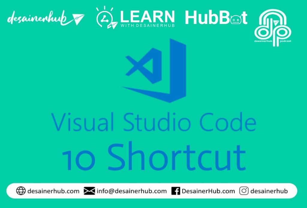 10 shortcut visual studio code