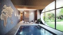 Inspiring Indoor Swimming Pool Design Ideas Desainideas