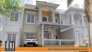 Renovasi Rumah Klasik Lantai 2 Desain Rumah Idaman