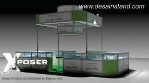 booth desain spesial system