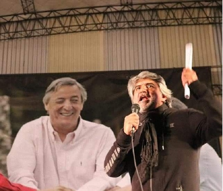 """Máximo Kirchner le comunicó a Walter Correa que se presente"""" – Desalambrar"""