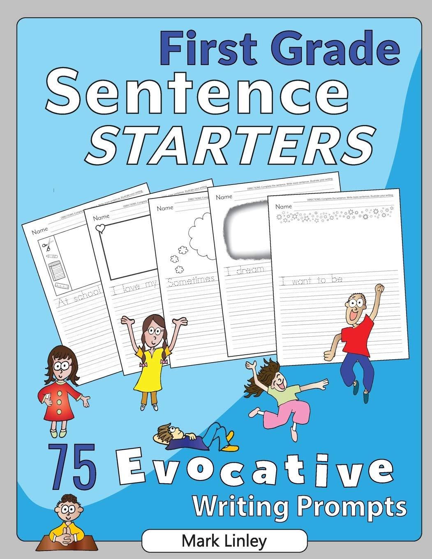 20 1st Grade Sentence Starters
