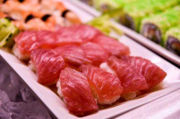 Sushi - Tonijn