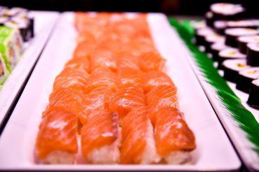 Sushi - Zalm