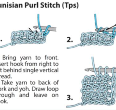 The Not Knit Dishcloth Crochet Pattern