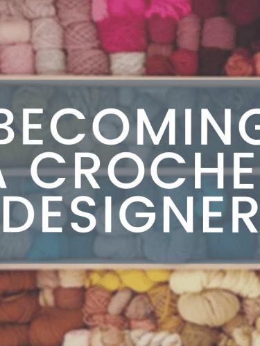 Desamour Designs Podcast Ep. 8: Becoming A Crochet | Knit Designer || 5 Designers share their fiber journey
