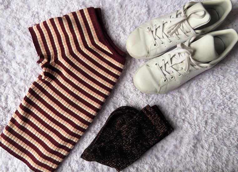 desapegar das roupas