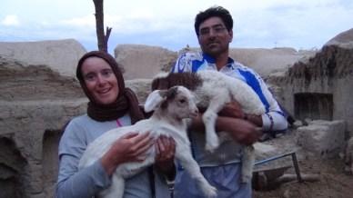 Hossein et ses animaux