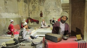 Hammam-musee de Shiraz